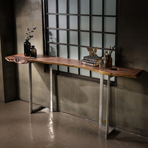 Blackwalnut Woodslab Bar Table [181682]