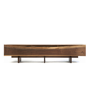 Walnut TV Cabinet WC-8400 ★ [30%SALE]