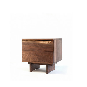 Walnut Side Table WC-8305 ★ [20%SALE]