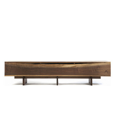 Walnut TV Cabinet WC-8400