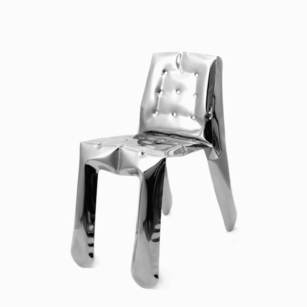 [Zieta] Chippensteel 0.5 Chair (inox) Z-365